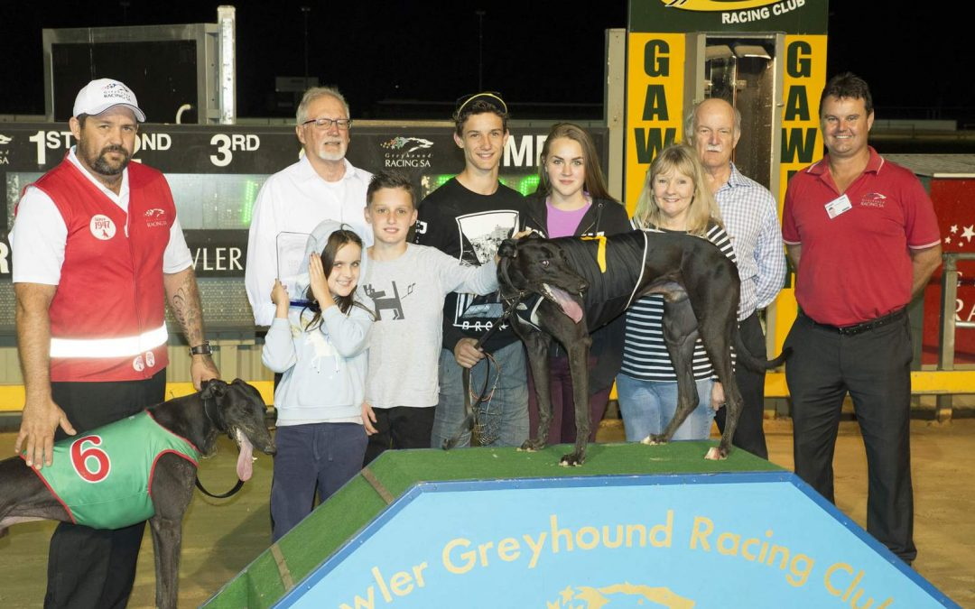 EASTER RACING AT GAWLER