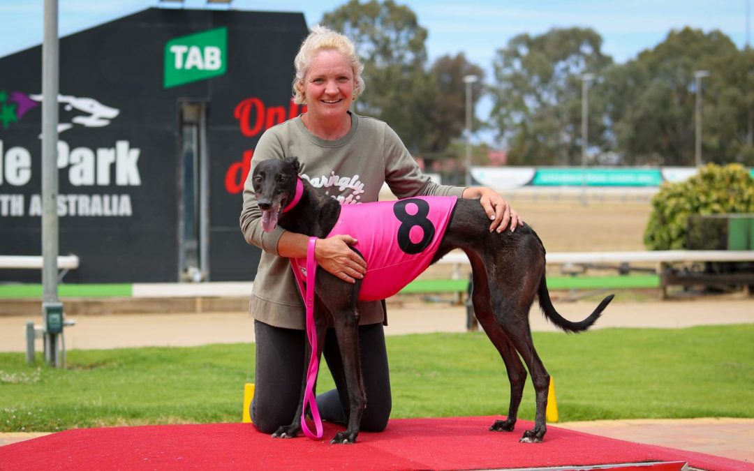 Tamica Wins at Angle Park